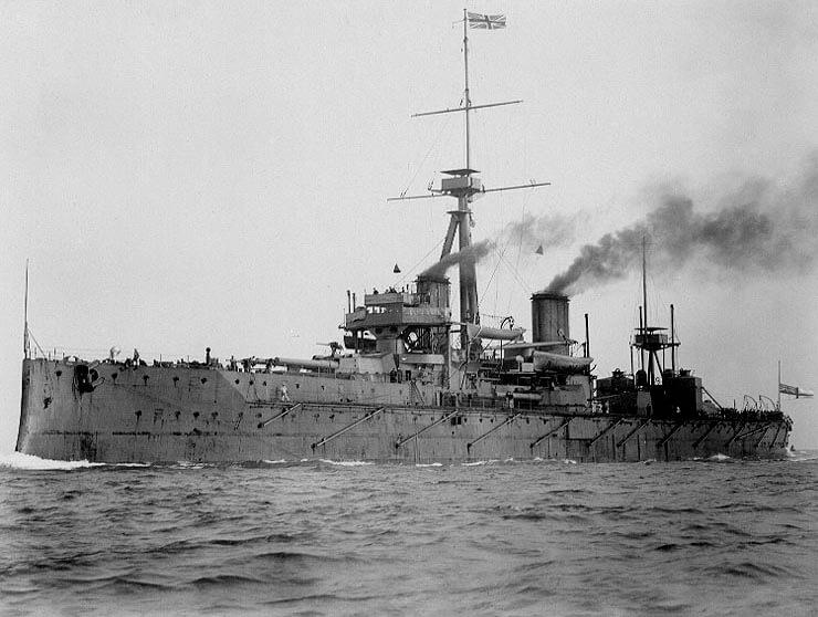 Дредноут — история кораблей класса