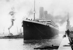 Корабль «Титаник»