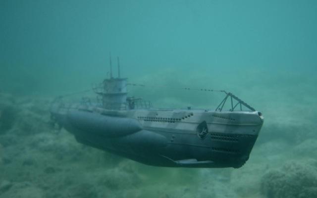 Подводные лодки третьего рейха — кошмар Атлантики