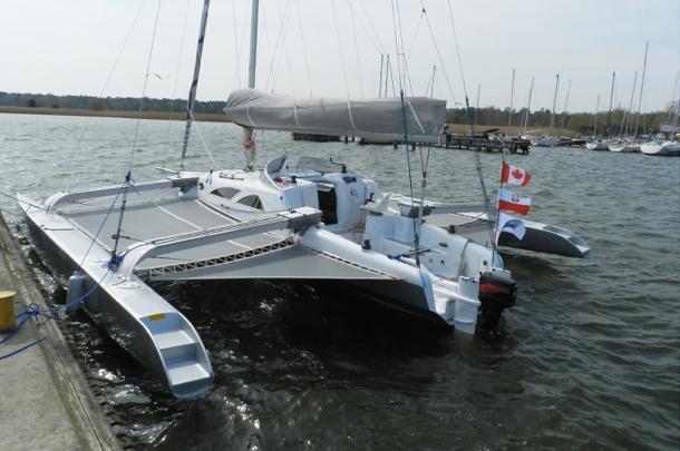Какими бывают современные яхты