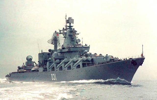 Крейсер «Варяг» — гордость русского флота