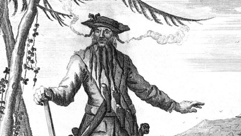 Самые знаменитые пираты мира