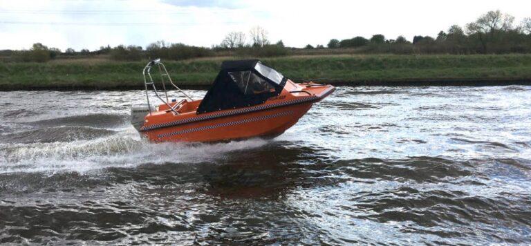 Моторные лодки для дальнего туризма