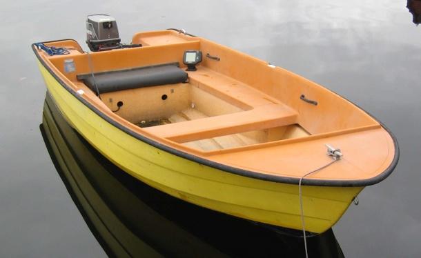 Моторная лодка — фаворит маломерного флота