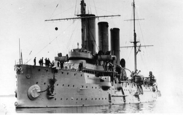 Крейсер «Аврора» — история корабля «революции»